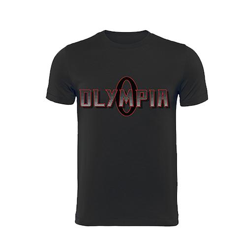 Olympia Black O T-Shirt