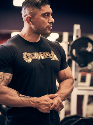 Gold Olympia T-Shirt