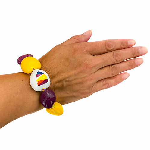 Ashford Kukui 9-Nut Bracelet