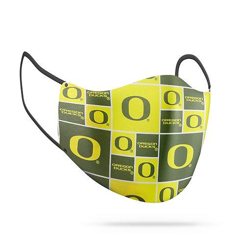 Oregon Ducks Cotton Face Mask