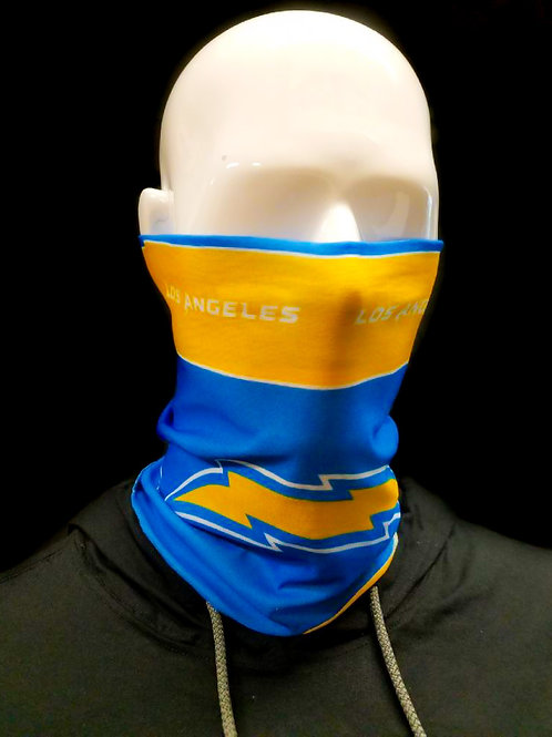 NFL Los Angeles Chargers Gaiter Scarf