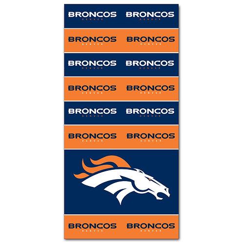 NFL Denver Broncos Gaiter Scarf