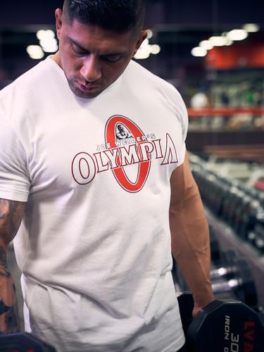 Classic Olympia White T-Shirt