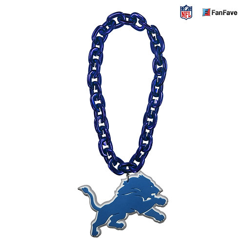 Detroit Lions Touchdown Chain