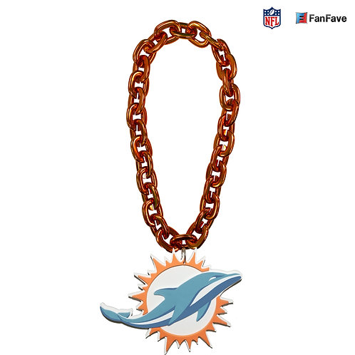 Miami Dolphins Touchdown Chain