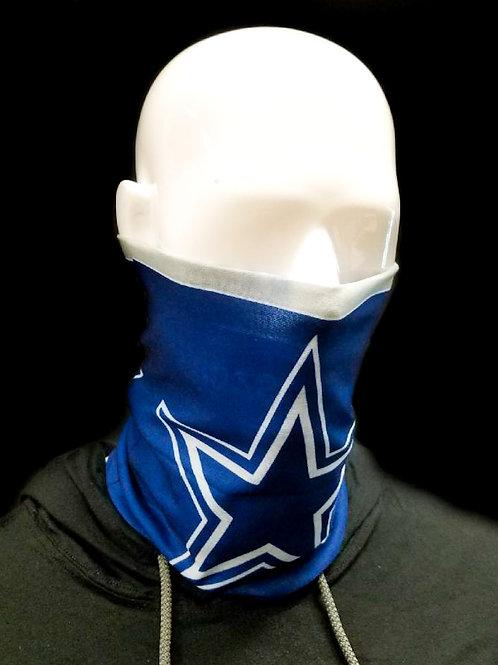 NFL Dallas Cowboys Gaiter Scarf