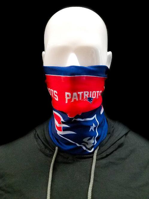 NFL New England Patriots Gaiter Scarf
