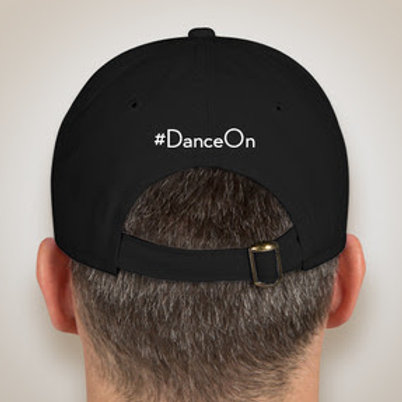 #DanceOn Baseball Hat