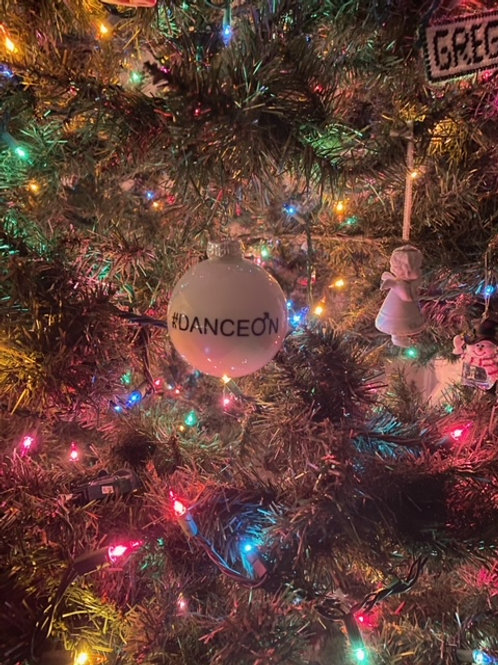 Limited Edition DanceOn Ornament