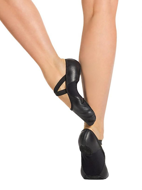 Capezio Ballet - Hanami (leather, black, size 10.5) - SKU 2038