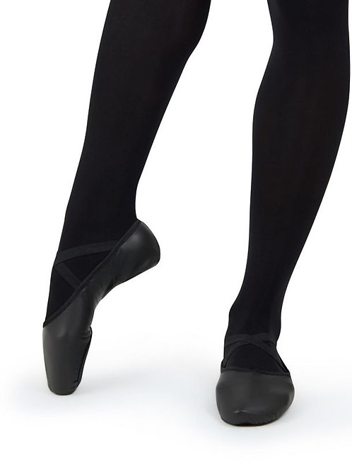 Capezio Ballet - Juliet - Black - SKU 2027