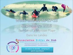 Week-end du 16-17-18 Septembre 2016-1