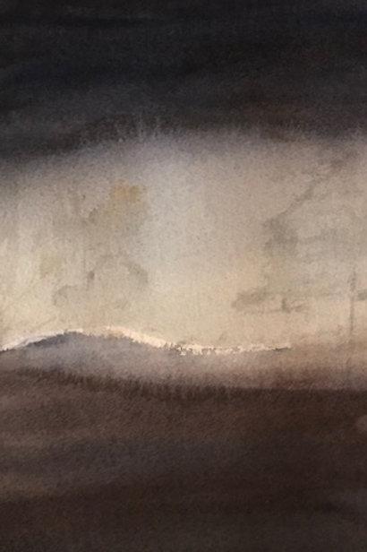 Själars sorg III - 50x70 cm
