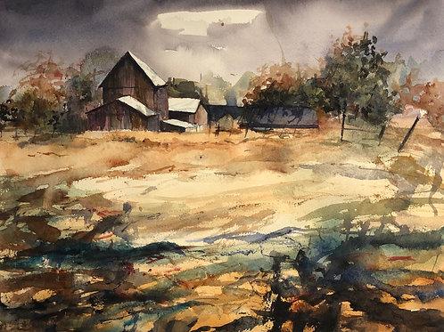 Farmer John's - painting from Bjorn Bernstrom tutorial