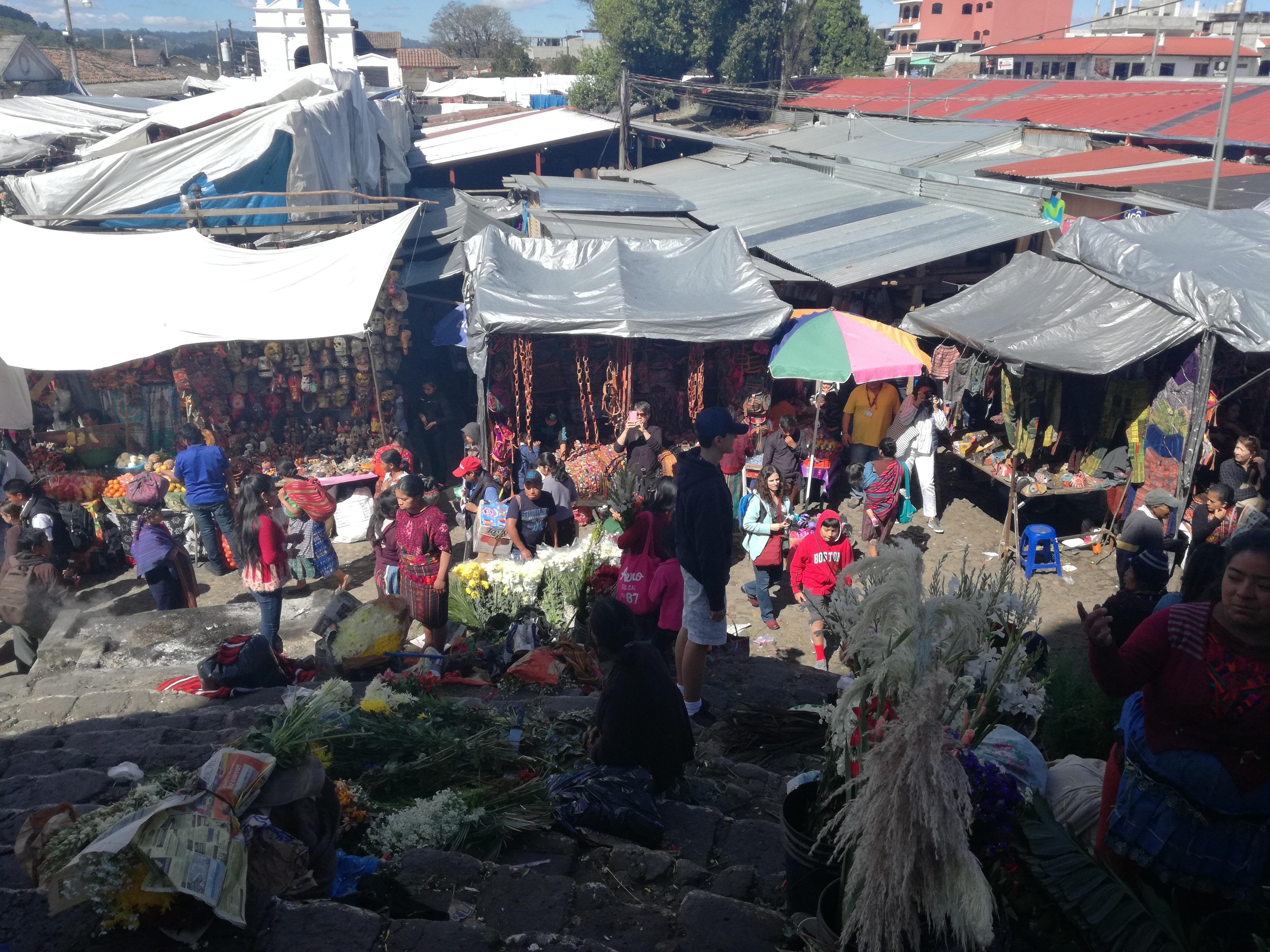 Chichicastenango, Guatemala (2017)