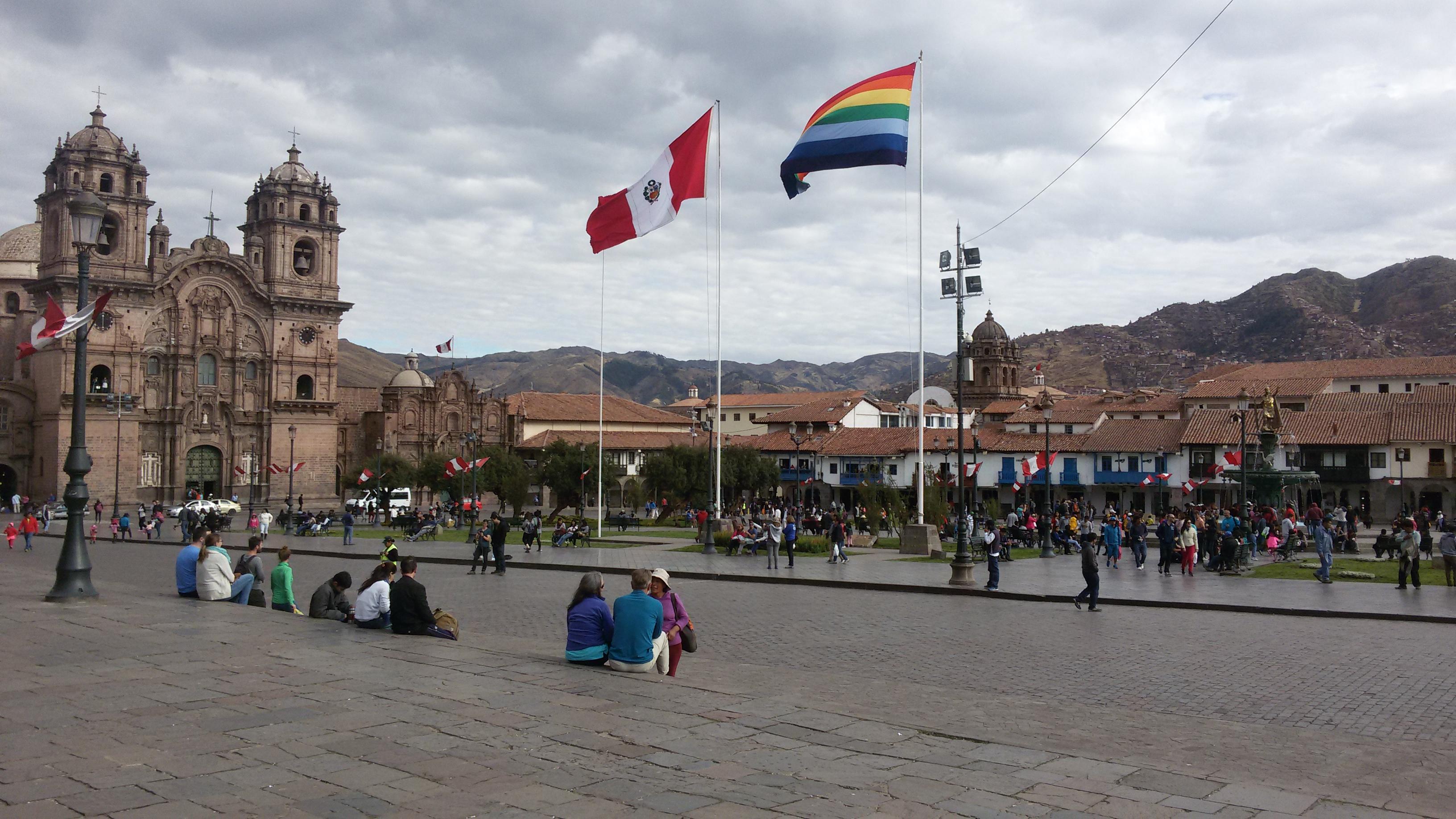 Cuzco, Peru (2016)