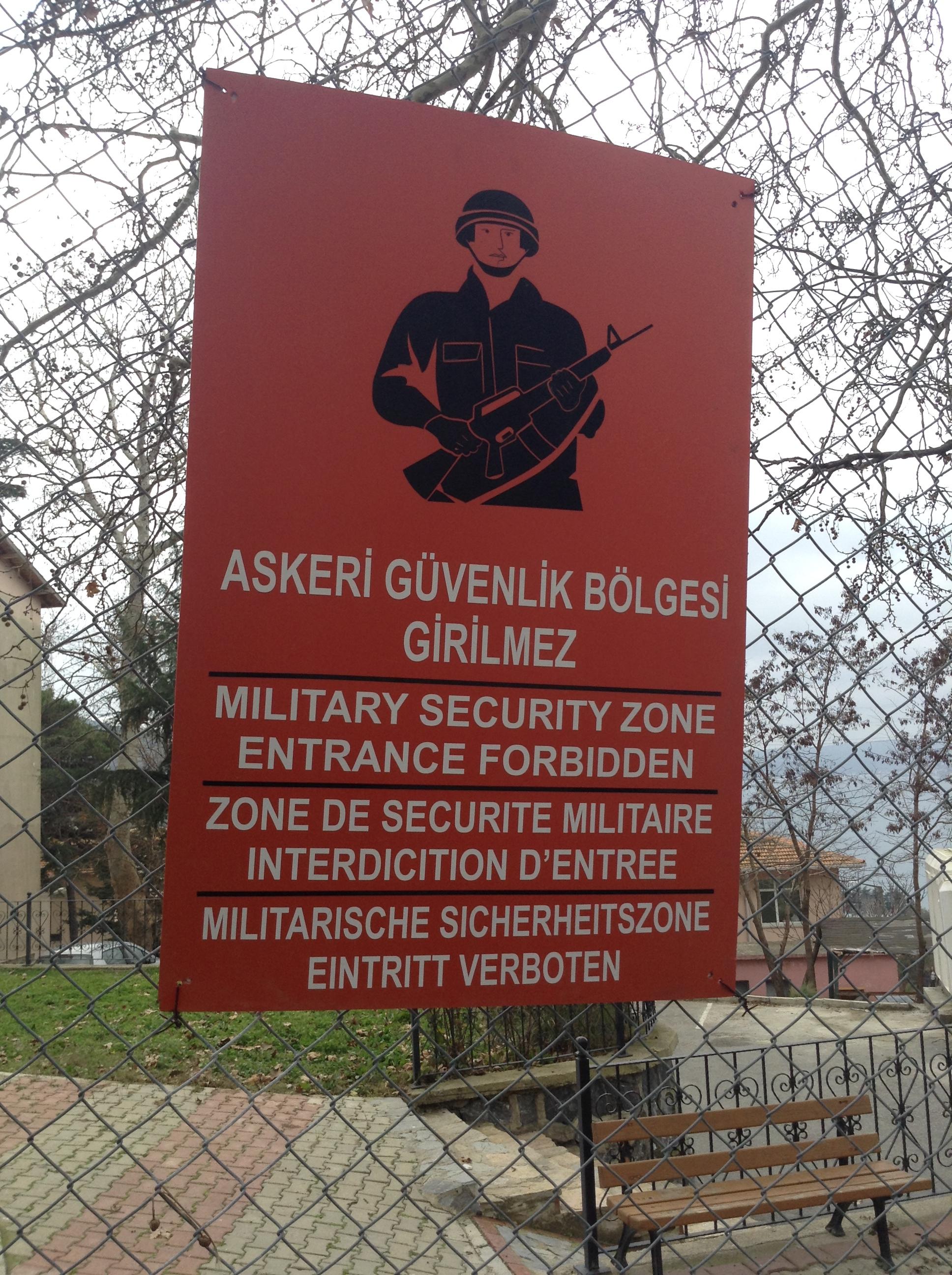 Istanbul, Turkey (2013)