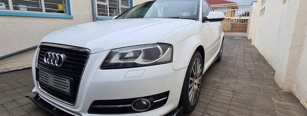 Audi A3/S3 8P Front Lip