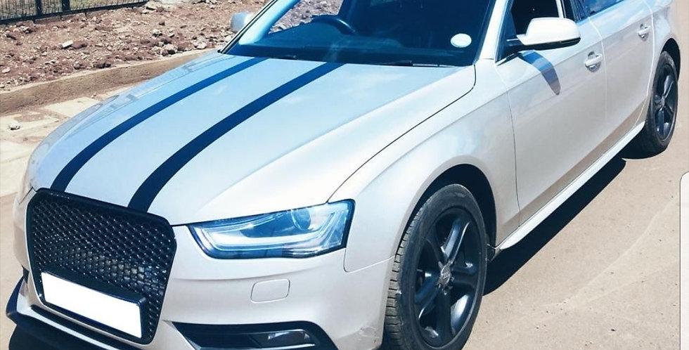 Audi A4 Front Lip
