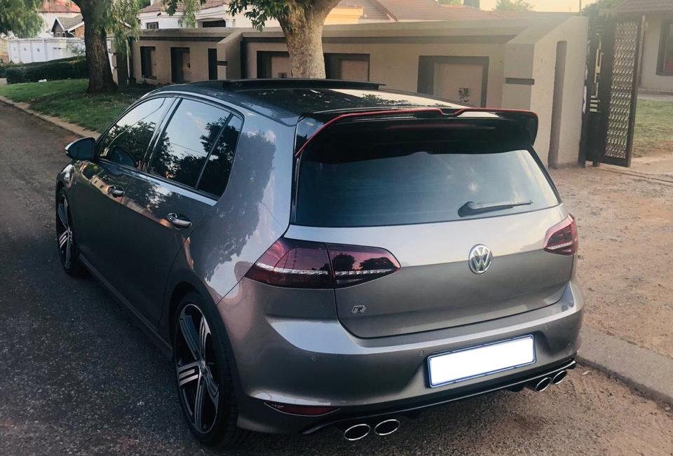 VW Golf 7 Rear Spoiler