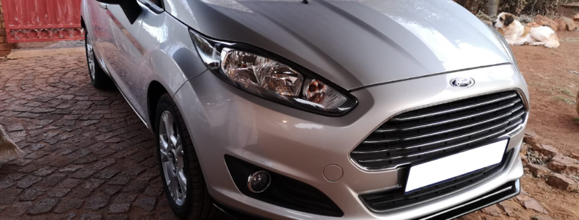 Ford Fiesta Front Lip