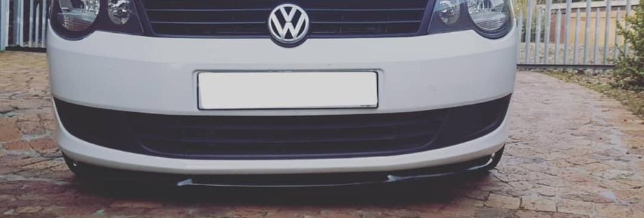 VW Polo Vivo Front Lip