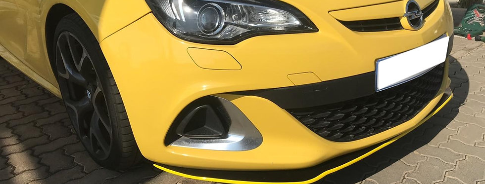 Opel Astra OPC Front Lip