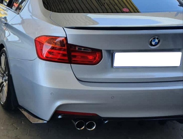 BMW F30 Roof Spoiler