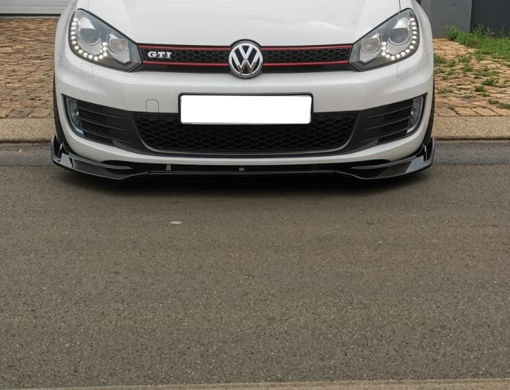 Golf 6 MD Front Lip