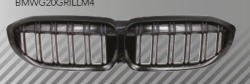 BMW G20 Double Slat Grille