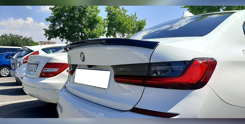BMW G20 IS Style Boot Spoiler