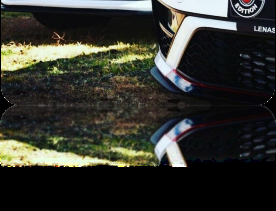 VW Polo 6 Front Lip