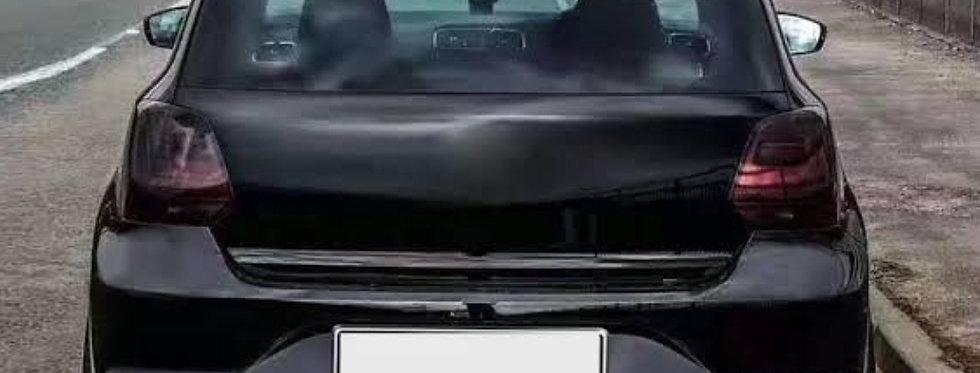 Polo 6 GTI Rear Diffuser