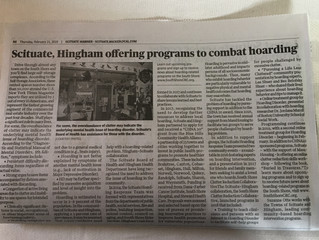 Scituate & Hingham Offer Programs to Combat Hoarding
