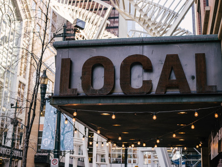 Power to the people. Is 'localism' marketing the new 'national'?