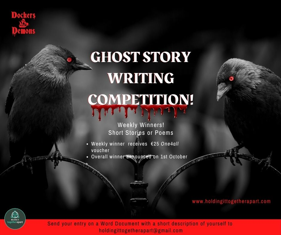 Ghost Story Writing Competition