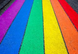Dublin Pride road