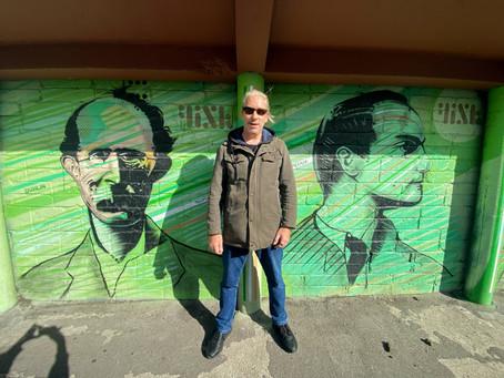 FinK, Street Artist