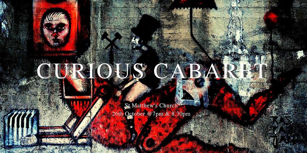 CURIOUS CABARET