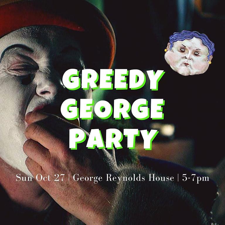 Greedy George Party