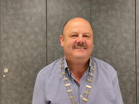 Derek Buckley, Lord Mayor of Ringsend & Irishtown