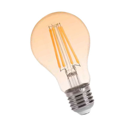 A60 filamento LED - 8w