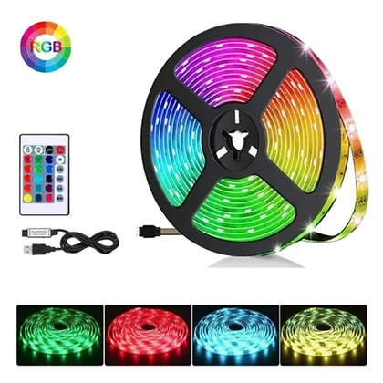 Tira LED RGB 28.35 - 5m