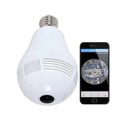 Lámapara LED con cámara - 6w