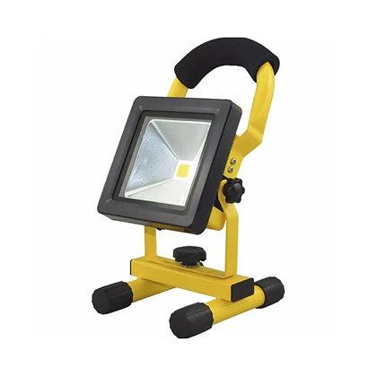 Proyector LED recargable de trabajo - 10w