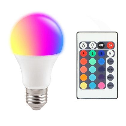 A60 RGB con control remoto - 10w