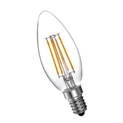 Vela filamento LED - 4w