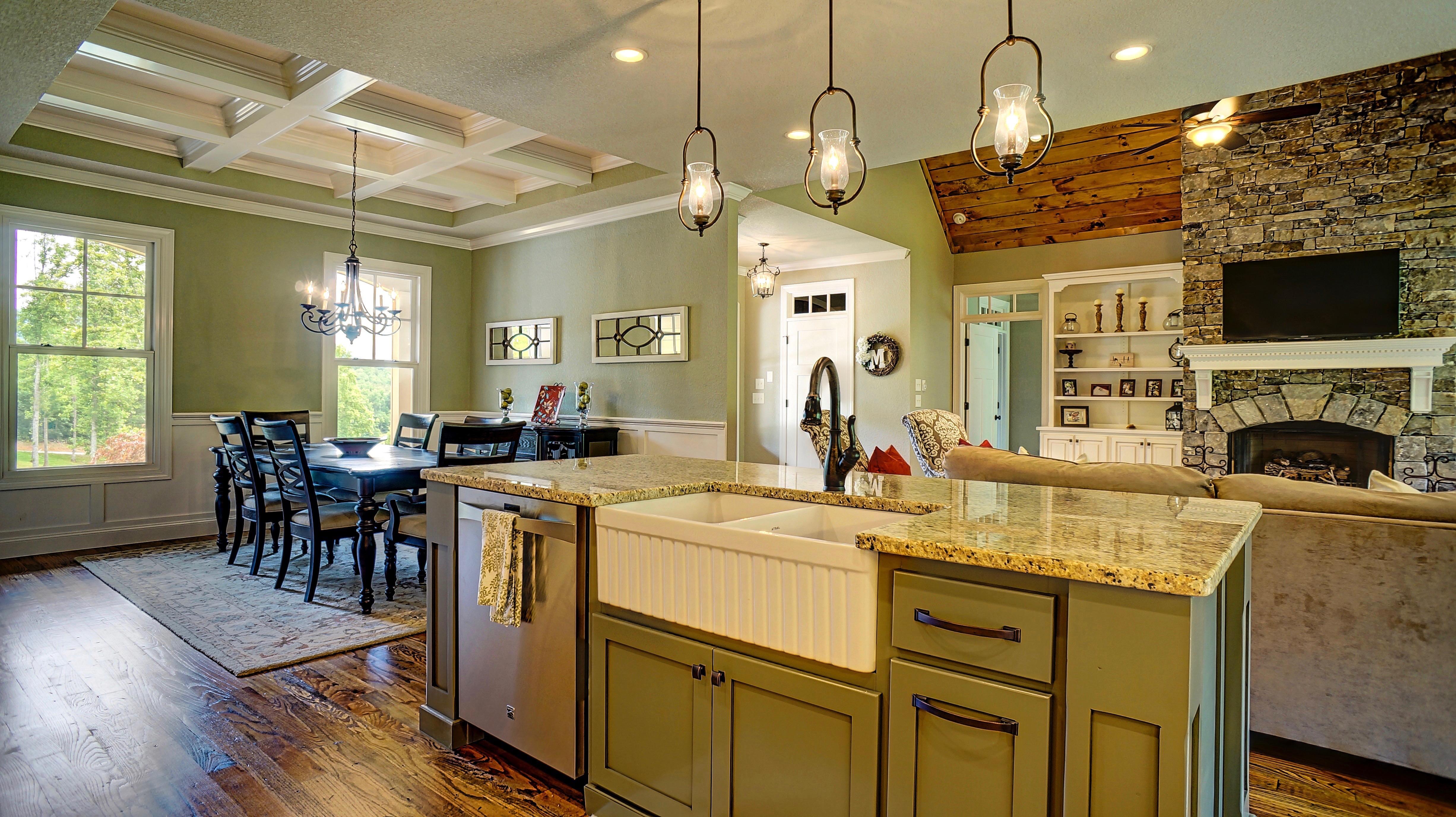 ! Moss Kitchen toward Liv