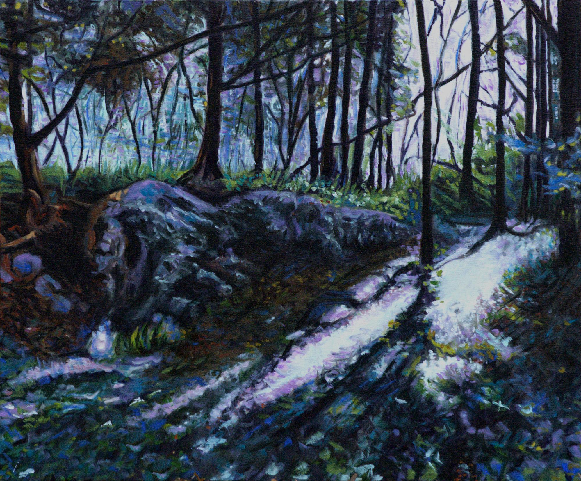 Moonlit Wood
