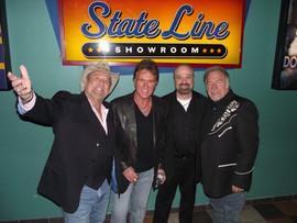 Johnny Lee, TG Sheppard, Billy Troy & Gene Watson